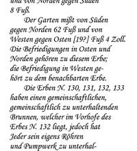 Kurrent (Sütterlin) von 1870 - Übersetzung